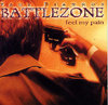 BATTLEZONE - FEEL MY PAIN - CD
