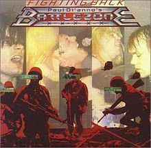 BATTLEZONE - FIGHTING BACK - CD