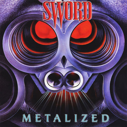 SWORD - METALIZED - CD