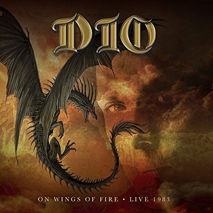 DIO - ON WINGS OF FIRE - LIVE 1983 - CD