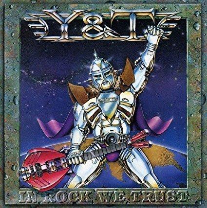 Y & T - IN ROCK WE TRUST - CD