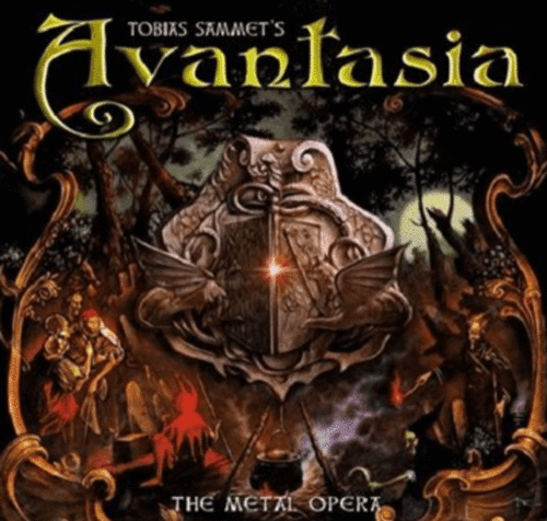 AVANTASIA - THE METAL OPERA - CD