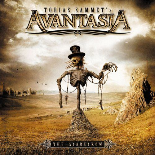 AVANTASIA - THE SCARECROW - CD