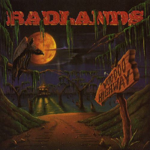 BADLANDS - VOODOO HIGHWAY - CD