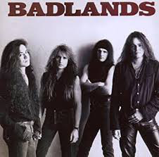 BADLANDS - BADLANDS - CD
