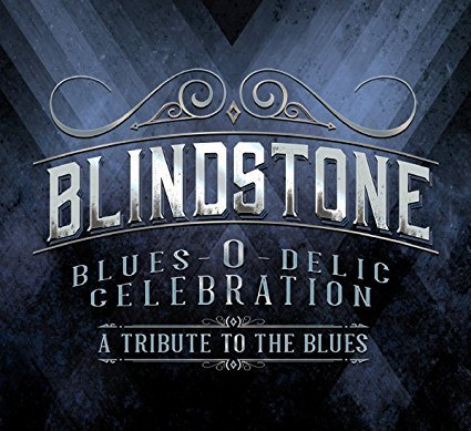 BLINDSTONE - BLUES-O-DELIC CELEBRATION - CD