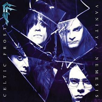 CELTIC FROST - VANITY/NEMESIS - CD