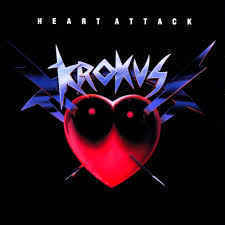 KROKUS - HEART ATTACK - CD