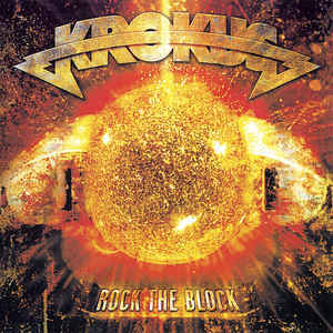 KROKUS - ROCK THE BLOCK - CD