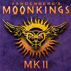 VANDENBERG`S  MOONKINGS - MKII - CD