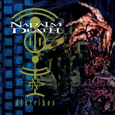 NAPALM DEATH - DIATRIBES - CD