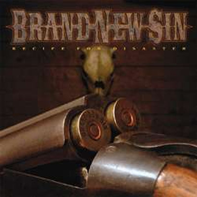 BRAND NEW SIN - RECIPE FOR DISASTER - CD