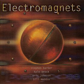 ERIC JOHNSON - ELECTROMAGNETS - CD