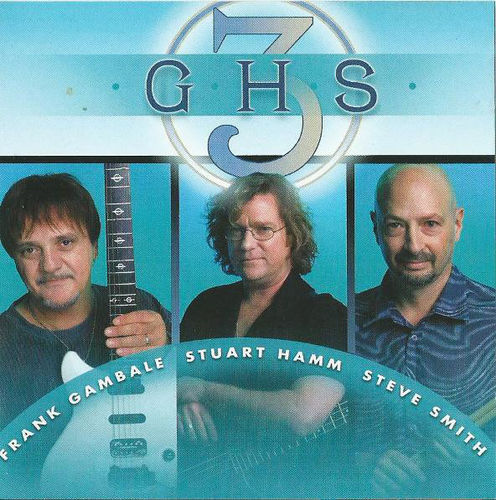 GHS3 - GAMBALE+HAMM+SMITH - CD