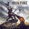 IRON FIRE - REVENGE - CD