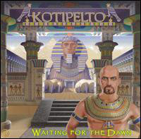 KOTIPELTO - WAITING FOR THE DAWN - CD