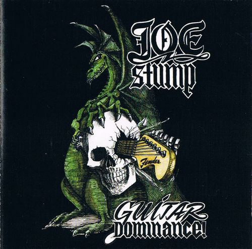 JOE STUMP - GUITAR DOMINANCE! - CD