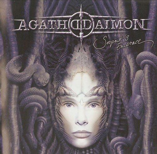 AGATHODAIMON - SERPENT´S EMBRACE - CD-DIGIPACK