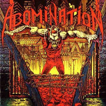 ABOMINATION - ABOMINATION - CD-DIGIPACK