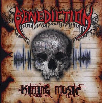 BENEDICTION - KILLING MUSIC - CD-DIGIPACK