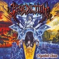 BENEDICTION - ORGANISED CHAOS - CD-DIGIPACK