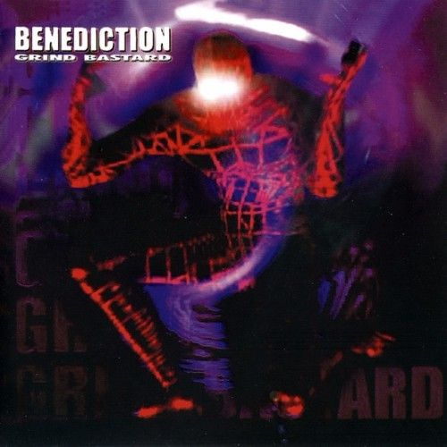 BENEDICTION - GRIND BASTARD - CD-DIGIPACK