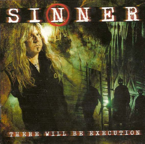 SINNER - THERE WILL BE EXECUTION - CD-DIGIPACK
