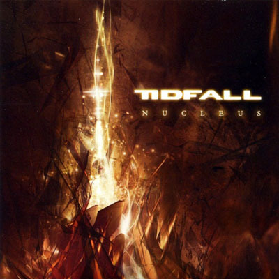 TIDFALL - NUCLEUS - CD-DIGIPACK