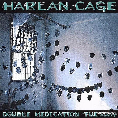 HARLAN CAGE - DOUBLE MEDICATION TUESDAY - CD