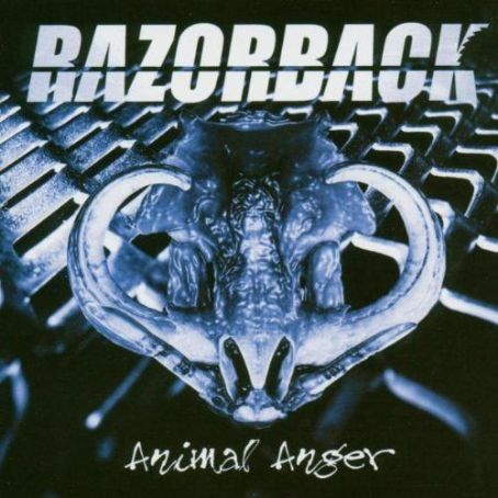 RAZORBACK - ANIMAL ANGER - CD