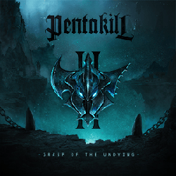 PENTAKILL - GRAPS OF THE UNDYING - CD