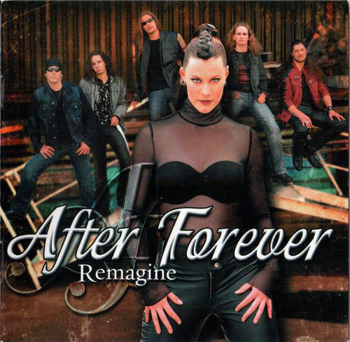 AFTER FOREVER -REMAGINE - CD