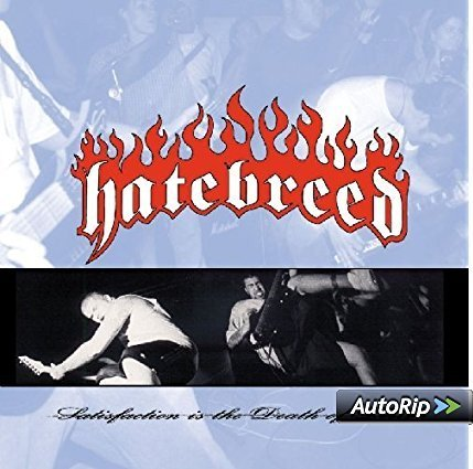 HATEBREED - SATISFACTION IS THE DEATH OF DESIRE - CD