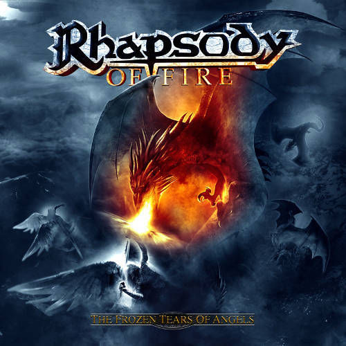 RHAPSODY OF FIRE - THE FROZEN TEARS OF ANGELS - CD