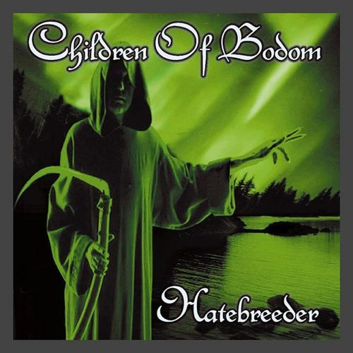 CHILDREN OF BODOM - HATEBREEDER - CD