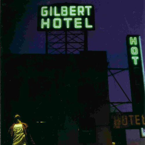 PAUL GILBERT - GILBERT HOTEL - CD
