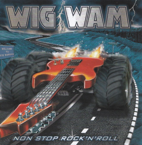 WIG WAM - NON STOP ROCK `N`ROLL - CD