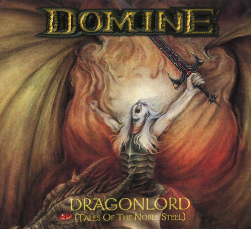 DOMINE - DRAGONLORD (Tales of the noble steel) - CD