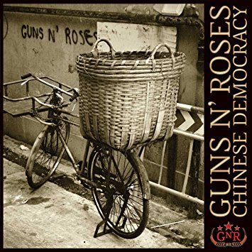 GUNS N ROSES - CHINESE DEMOCRACY - CD DIGIPACK