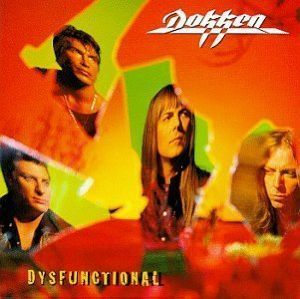 DOKKEN - DYSFUNCTIONAL - CD