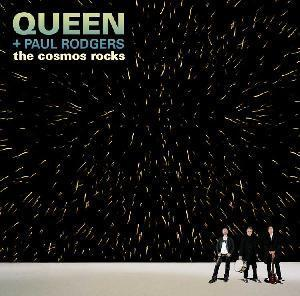 QUEEN + PAUL RODGERS - THE COSMOS ROCKS - CD DIGIPACK