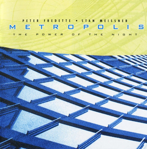 METROPOLIS - THE POWER OF THE NIGHT - CD