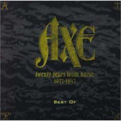 AXE - TWENTY YEARS FROM HOME 1977/1997 BEST OF - CD