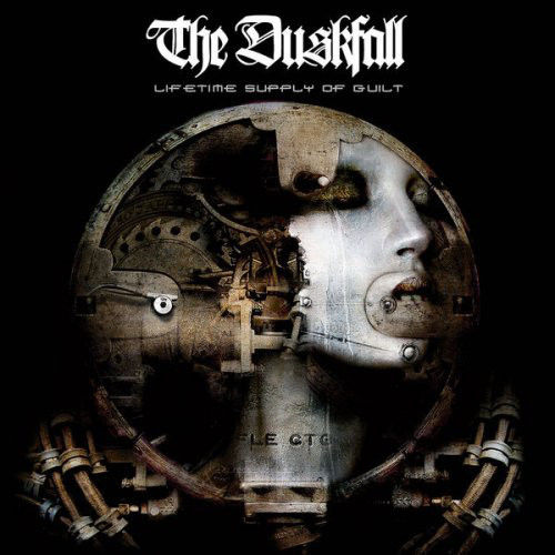 THE DUSKFALL - LIFETIME SUPPLY OF GUILTY - CD DIGIPACK