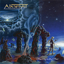 ALKEMYST - MEETING IN THE MIST - CD DIGIPACK