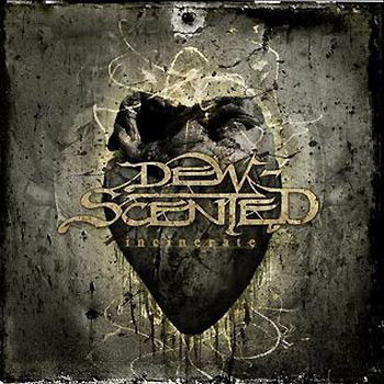 DEW SCENTED - INCINERATE - CD DIGIPACK