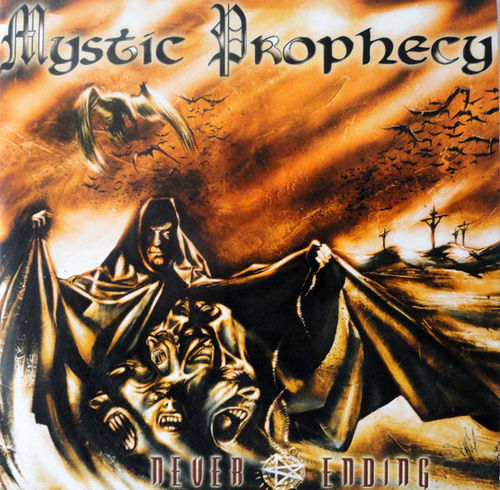 MYSTIC PROPHECY - NEVER/ENDING - CD DIGIPACK