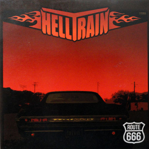 HELLTRAIN - ROUTE 666 - CD DIGIPACK