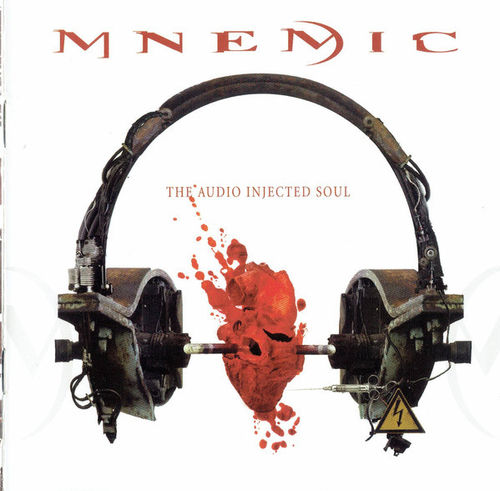 MNEMIC - THE AUDIO INJECTED SOUL - CD DIGIPACK