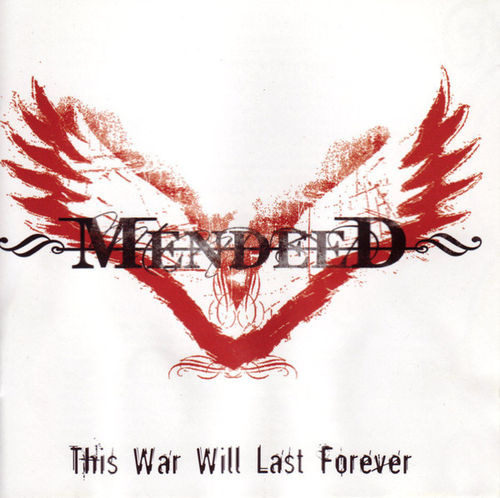 MENDEED - THIS WAR WILL LAST FOREVER - CD DIGIPACK